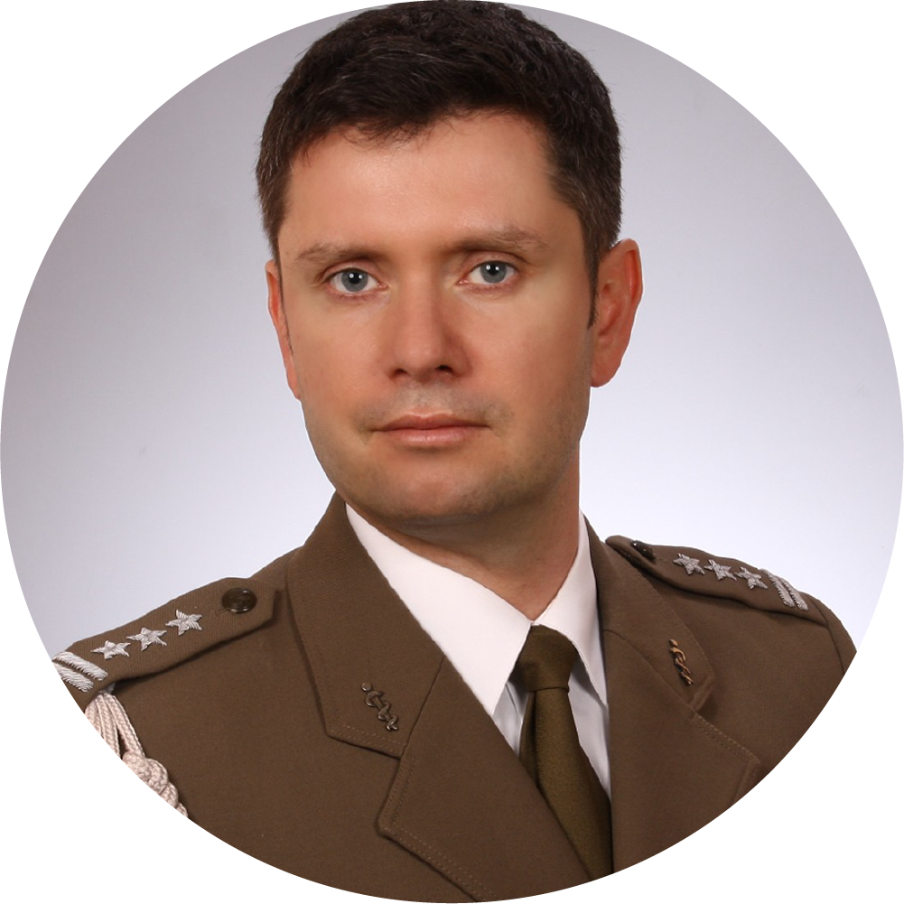 płk drhab n. med. Witold Owczarek, prof.nadzw.